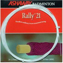Ashaway Rally 21 Badminton String - 10m Set