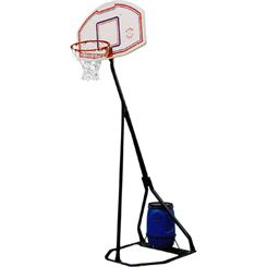 Sure Shot 518 Fold N Store Basketball Unit with Ballast