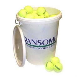 Ransome Training Ball Bucket