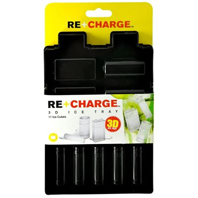Recharge Battery Ice Tray