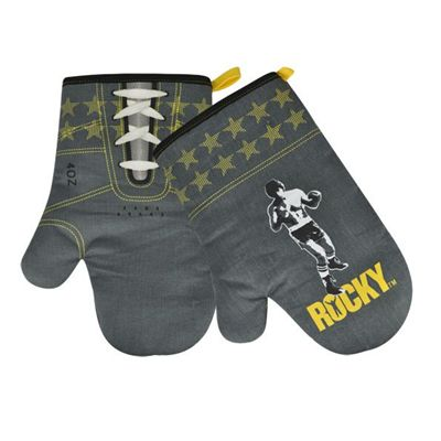 Rocky Oven Mitts