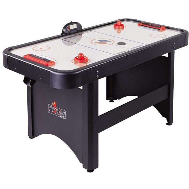 Python air hockey table for Table in python