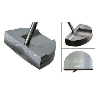 Pinfire Spirit Golf Putter - Centre Shaft Silver