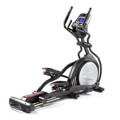 Sole E55 Cross Trainer Back
