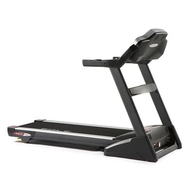 Sole F83 Folding Treadmill - Front View