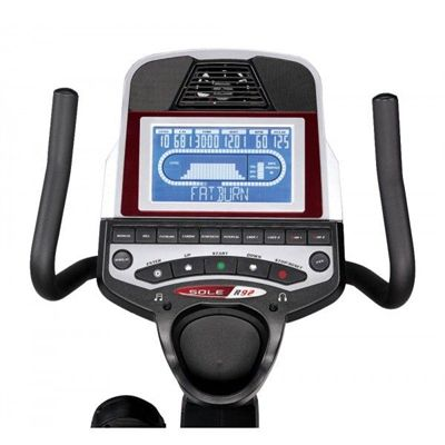 Sole R92 Recumbent Bike Console