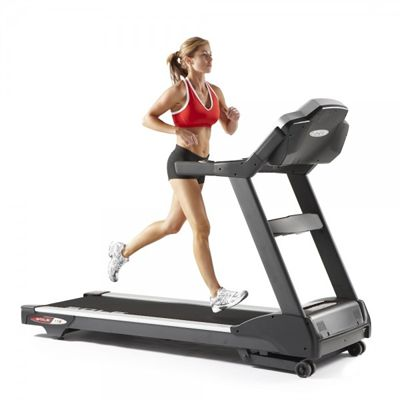 Sole S77 Platform Treadmill in Use