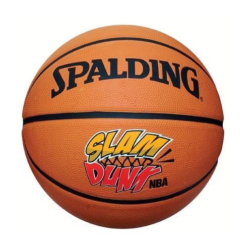 spalding slam dunk outdoor basketball. Black Bedroom Furniture Sets. Home Design Ideas