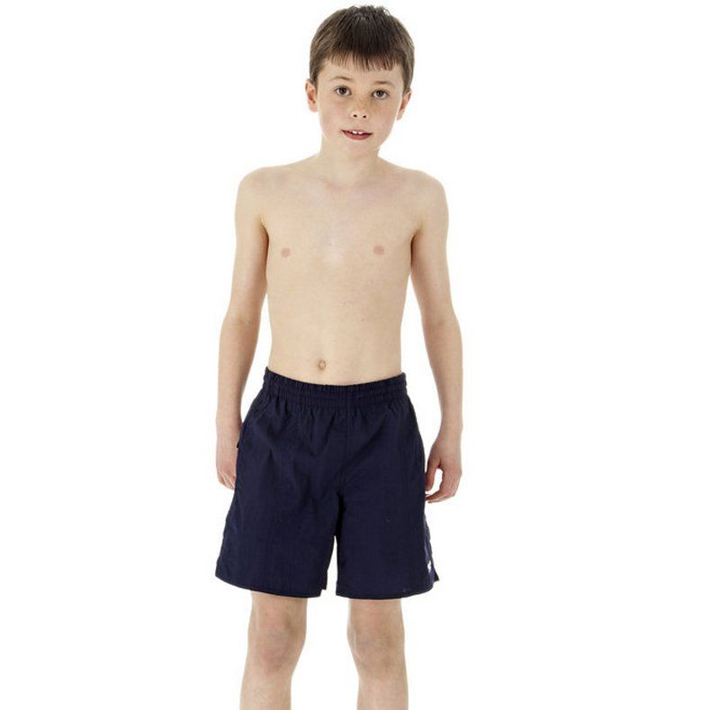 Boys' Swimwear. When it comes time to hit the pool or the beach, all boys care about is having board shorts and rash guards that look cool and fit comfortably. You want to protect them from the sun and keep them safe and happy.