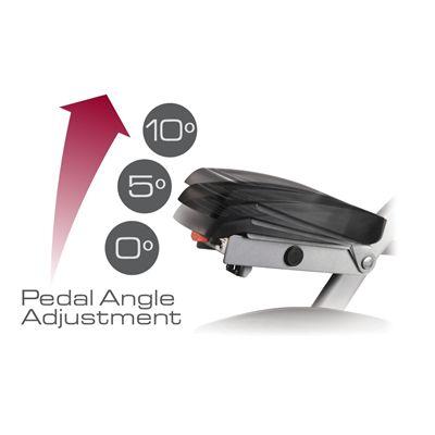 Pedal adjustment