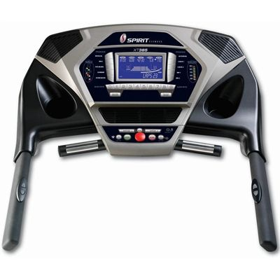 Spirit XT385 Treadmill Console
