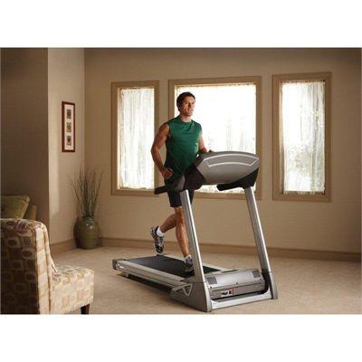 Spirit XT385 Treadmill In Use