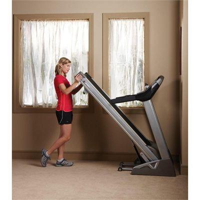 Spirit XT385 Treadmill Folding