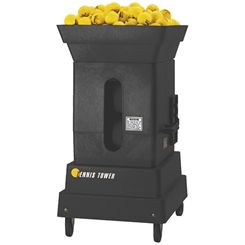 Sports Tutor Tennis Tower Professional Player Tennis Ball Machine
