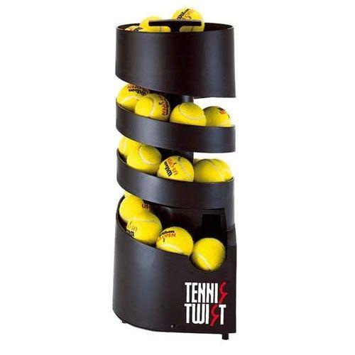 Personal Tennis Twist Ball Machine Sweatband Com