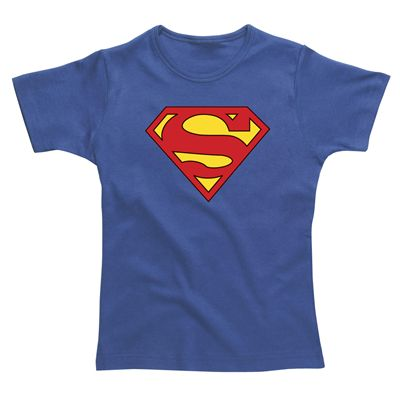Supergirl Classic Ladies T-Shirt