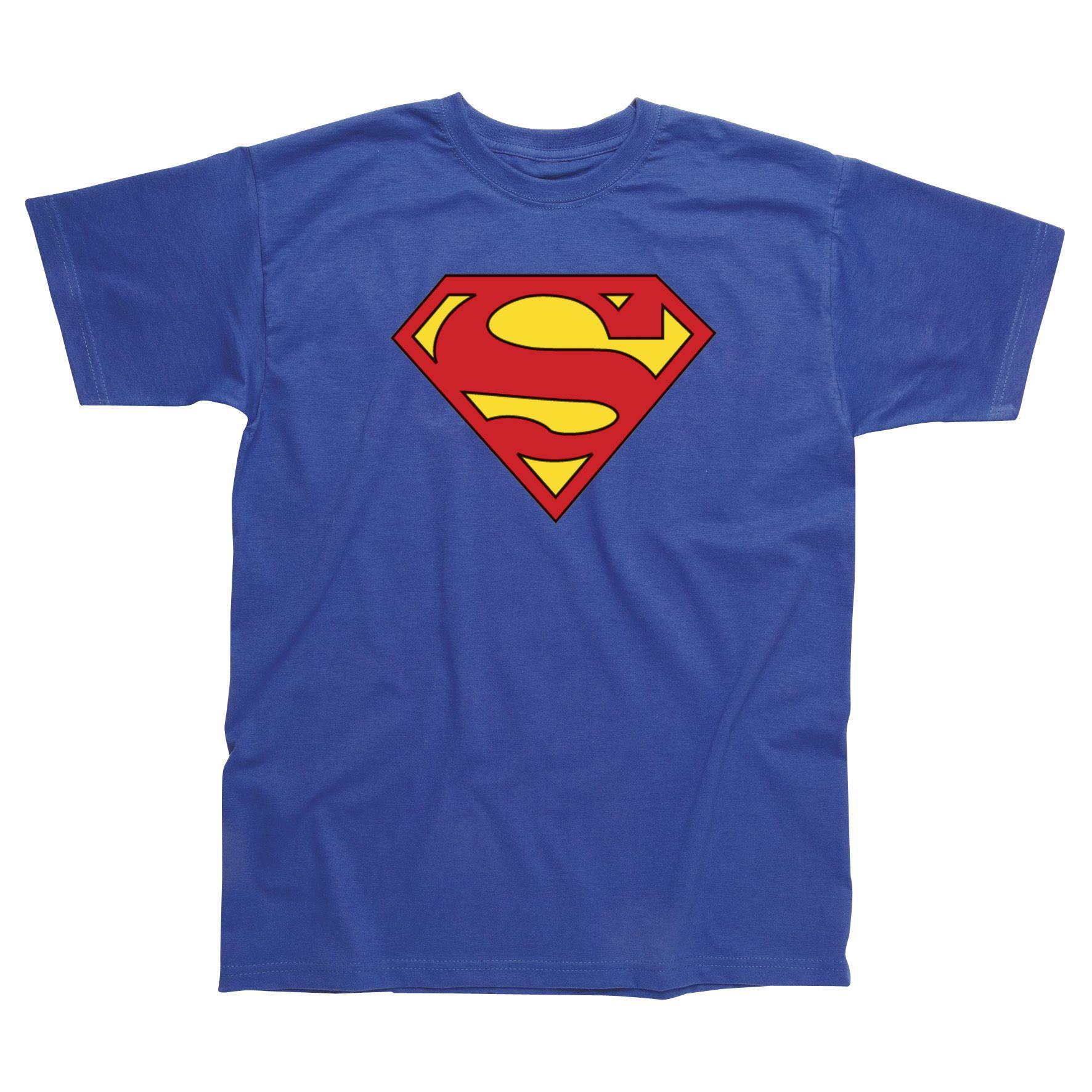 superman logo t shirt. Black Bedroom Furniture Sets. Home Design Ideas