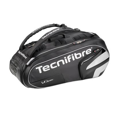 Tecnifibre Tour VO2 Max Black 12 Racket Bag