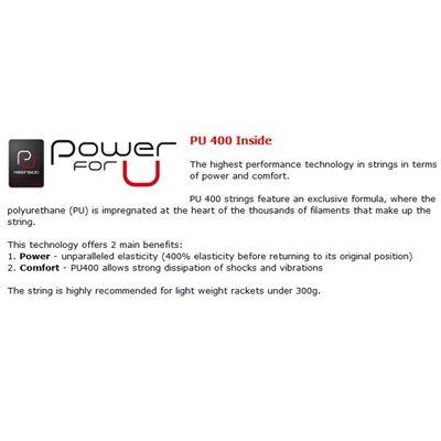 PU 400 technology