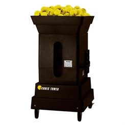 Sports Tutor Tennis Tower Competitor Tennis Ball Machine