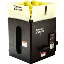 Tennis Tutor Player Plus Tennis Ball Machine