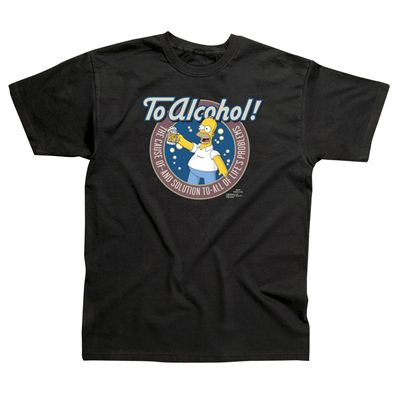 To Alcohol! Classic T-Shirt