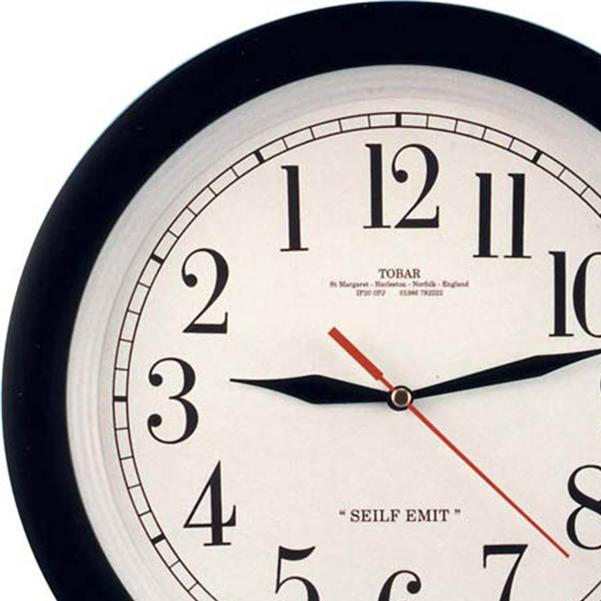 Image of Backwards Clock