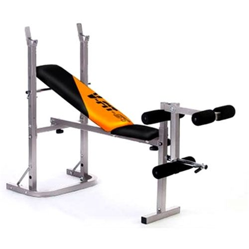 V Fit Herculean Stb09 1 Folding Weight Bench