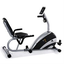 V-fit BST Series RC Recumbent Magnetic Exercise Bike