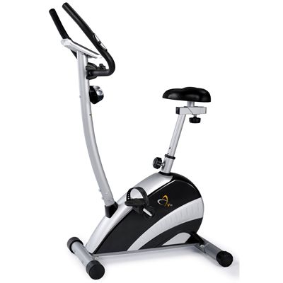 V-fit BST Series UC Upright Magnetic Exercise Bike