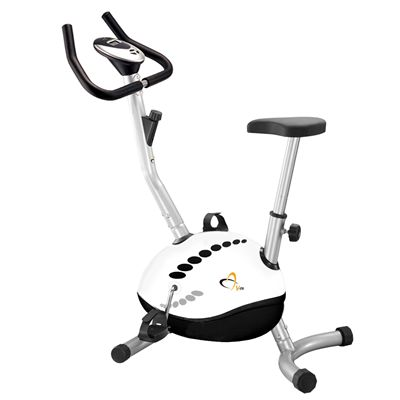 V-fit Bubble Upright Magnetic Exercise Bike