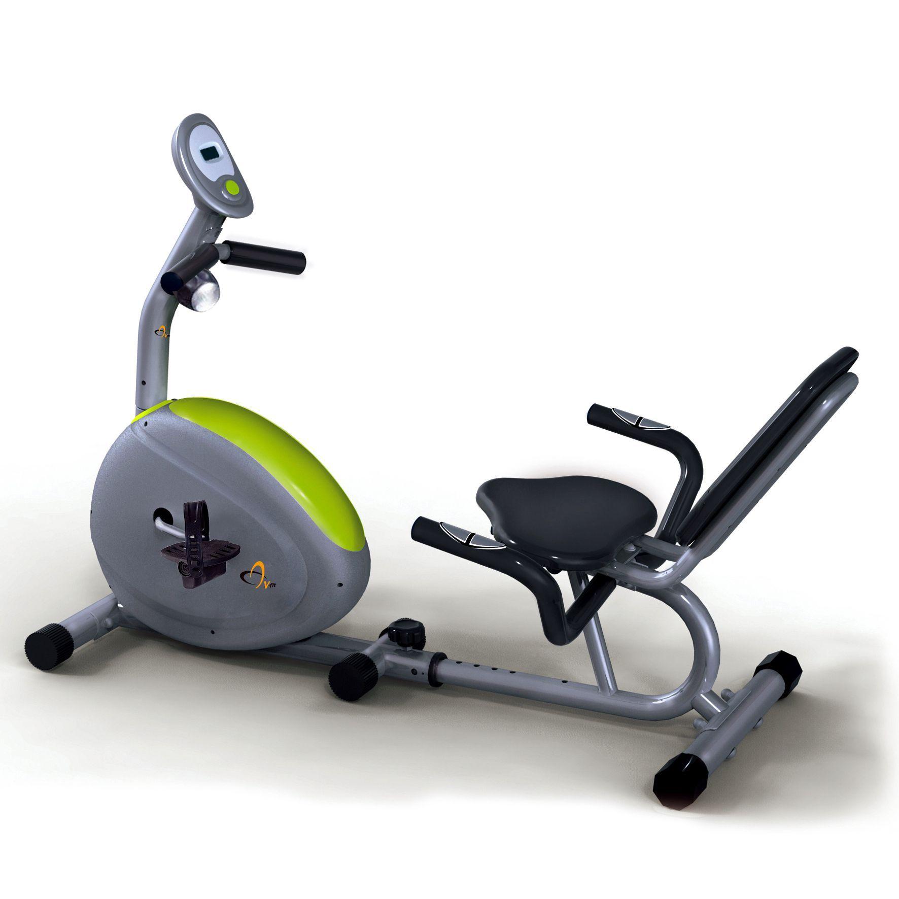 V-fit EPP Series RC Recumbent Magnetic Exercise Bike