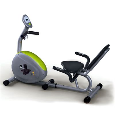 V-fit EPP Series RC Recumbent Magnetic Exercise Bike
