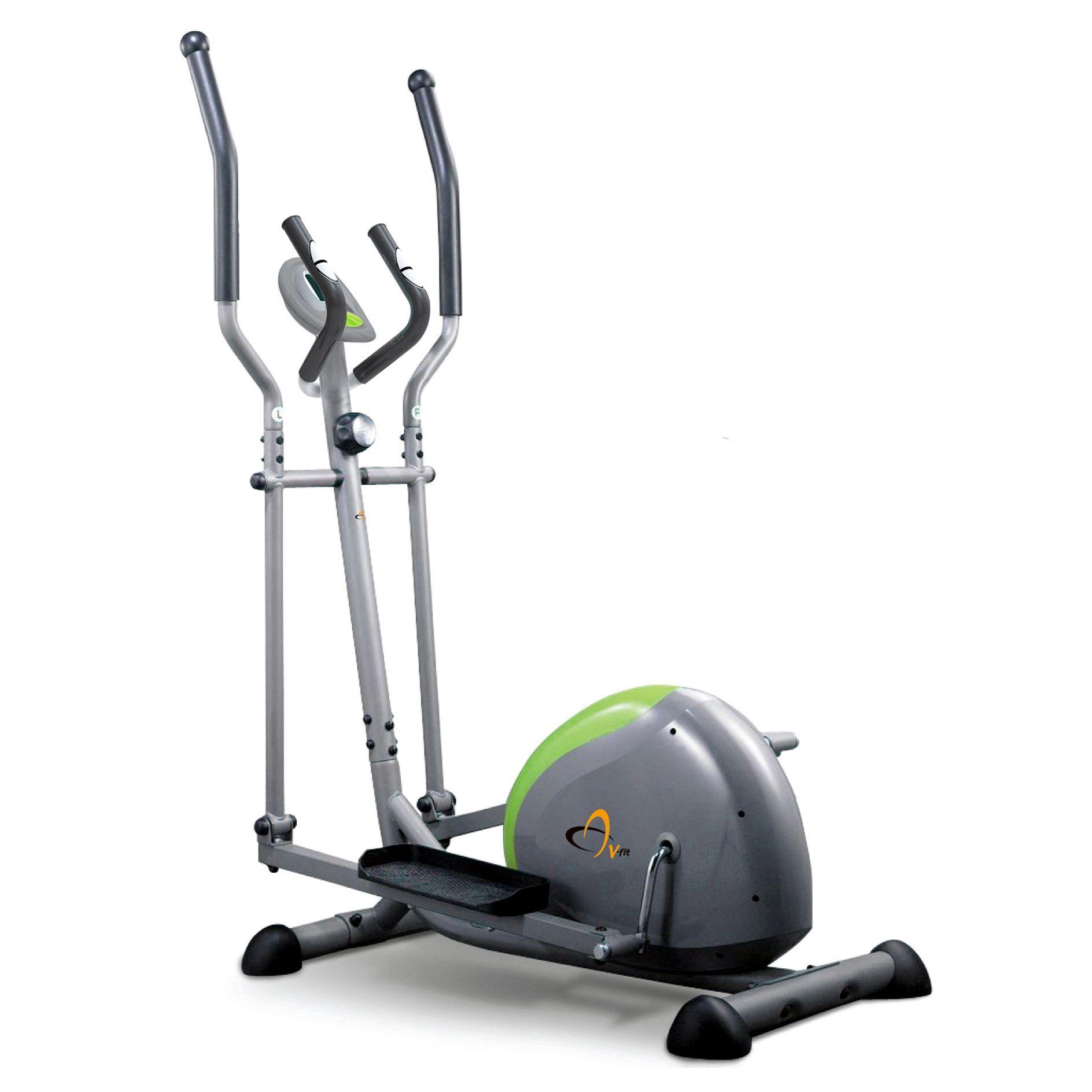 Lifemax Elliptical Bike: V-fit G Series ET Magnetic Elliptical Cross Trainer