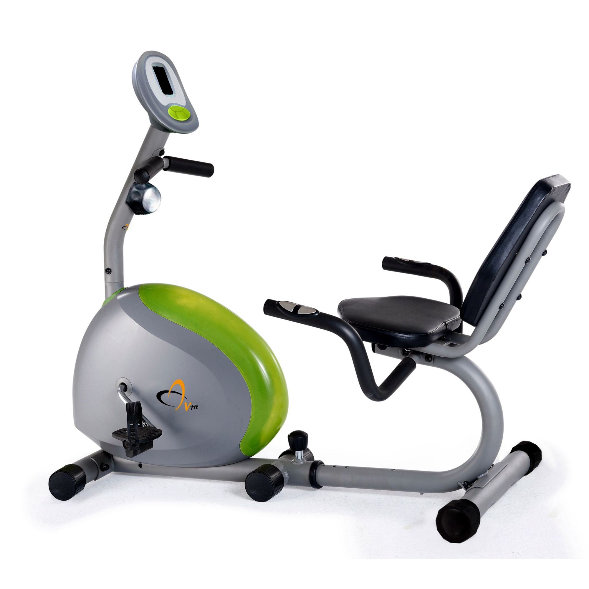 how to ride a recumbent exercise bike