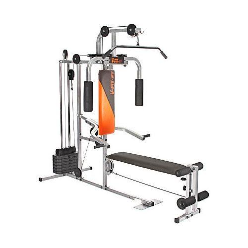 V Fit Herculean Cobra Lay Flat Multi Gym
