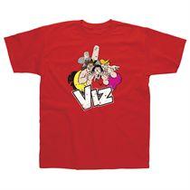 Viz Group Red T-Shirt
