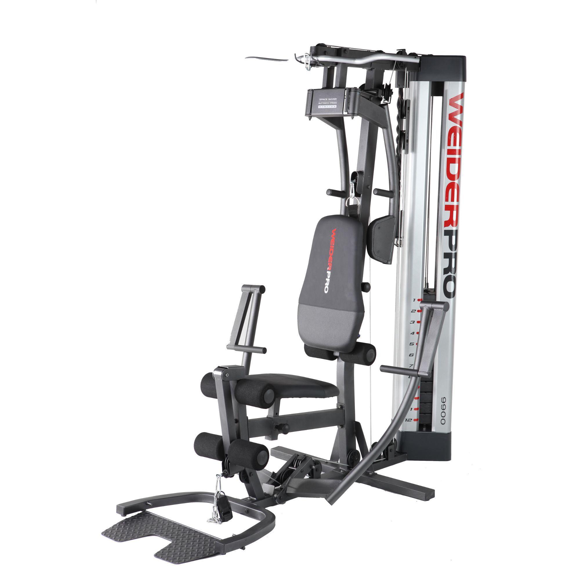 Weider 9900 Multi Gym Sweatband Com