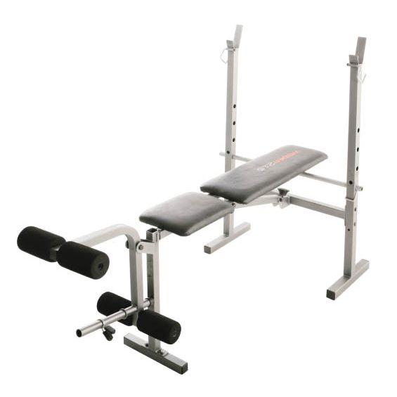 Weider 215 Weight Bench - Sweatband.com