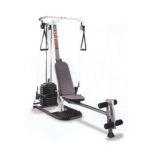 Weider 2980 Home Gym Exercises: Pin Weider-home-gym-pro-4950-2-station On Pinterest