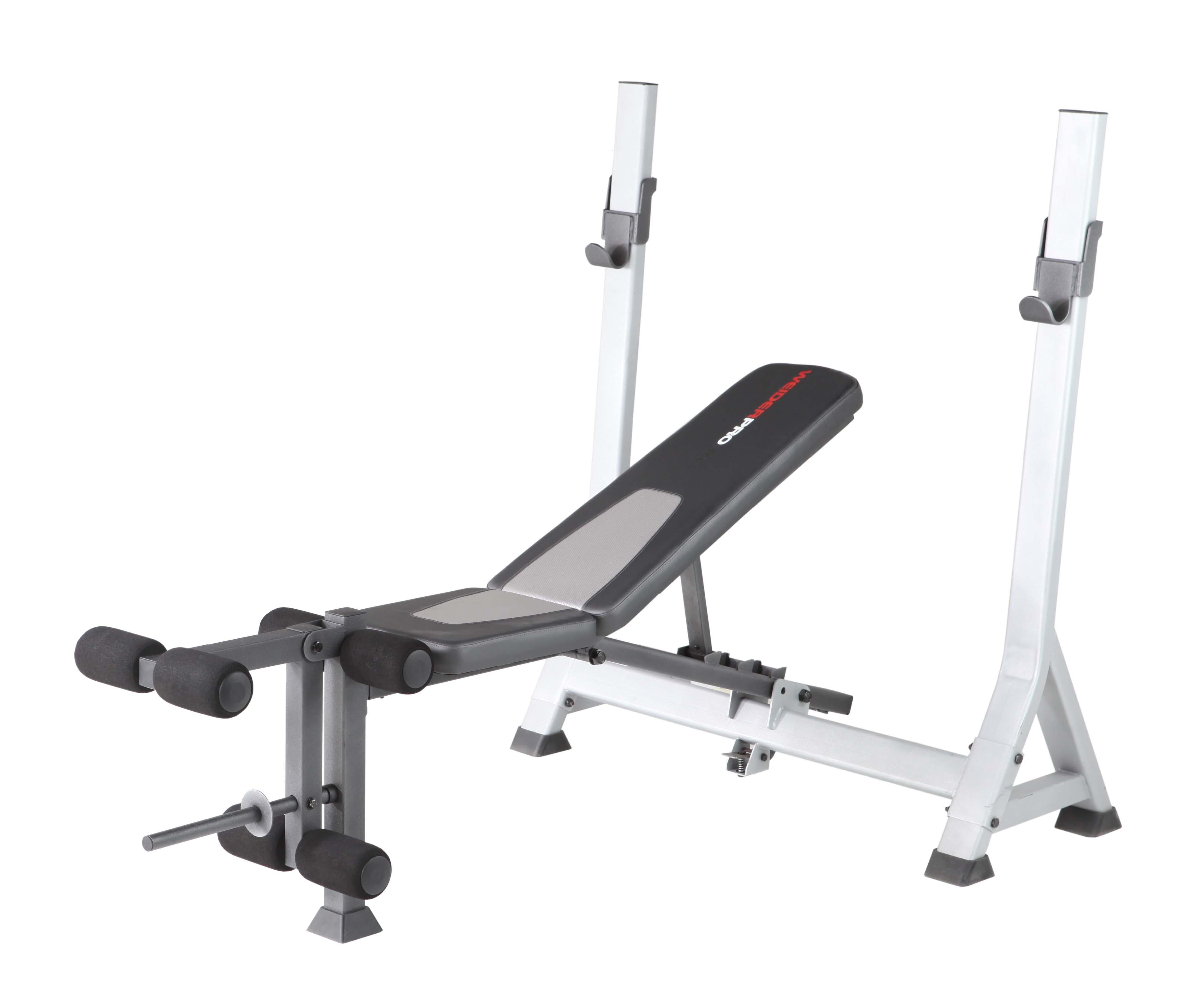 Weider Pro 340 Lc Folding Weight Bench