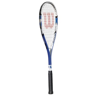 Wilson Hyper Team 500 Squash Racket - Blue