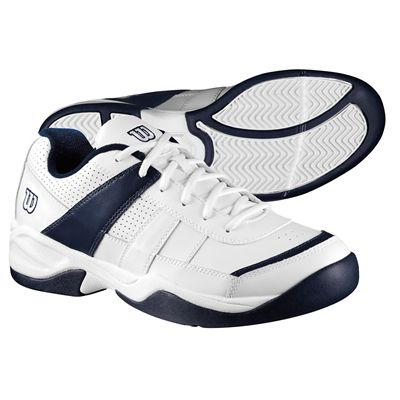 Wilson Pro Staff Court Men - White/Navy