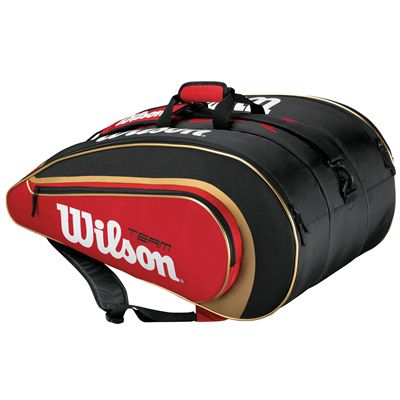 Wilson Team II BLX Super Six Racket Bag