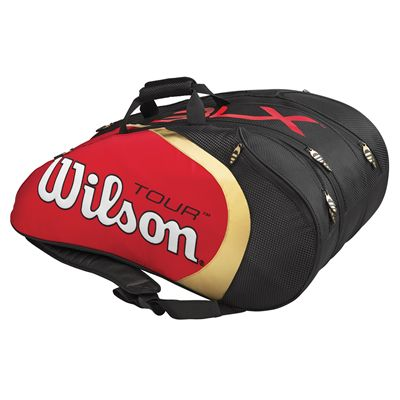 Wilson Tour BLX Federer Super Six Racket Bag