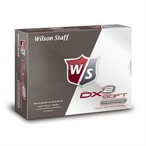 Wilson Staff DX2 Soft Golf Balls SS15