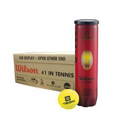 Wilson Team W Tennis Balls - 6 dozen