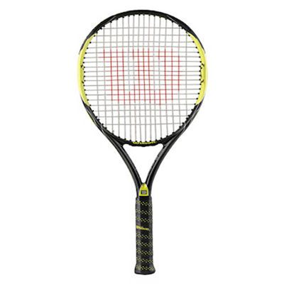 Wilson K Factor K Pro Team 100 Tennis Racket Sweatband Com