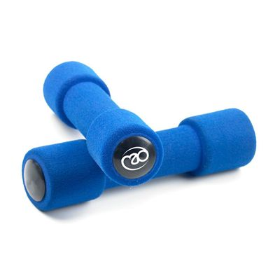 Yoga Mad Soft Dumbbells - 2 x 1Kg