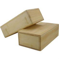 Yoga Mad Hollow Bamboo Brick